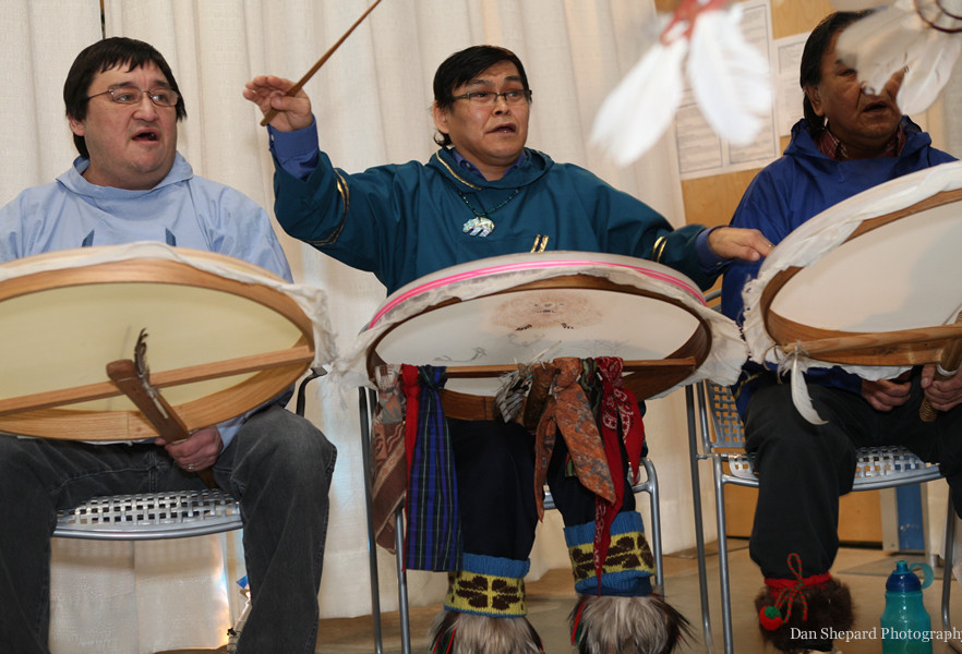 Native Drummers and Dancers