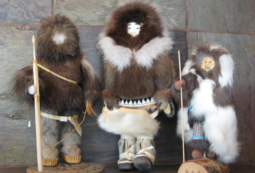 Alaskan Native Dolls