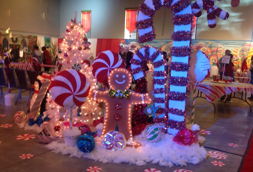 Large Holiday Decor