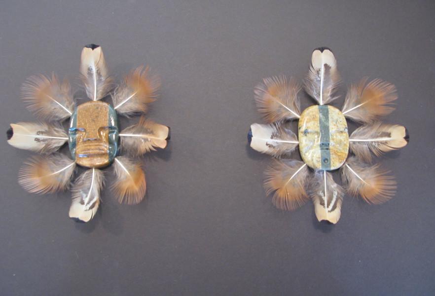 Soapstone Masks