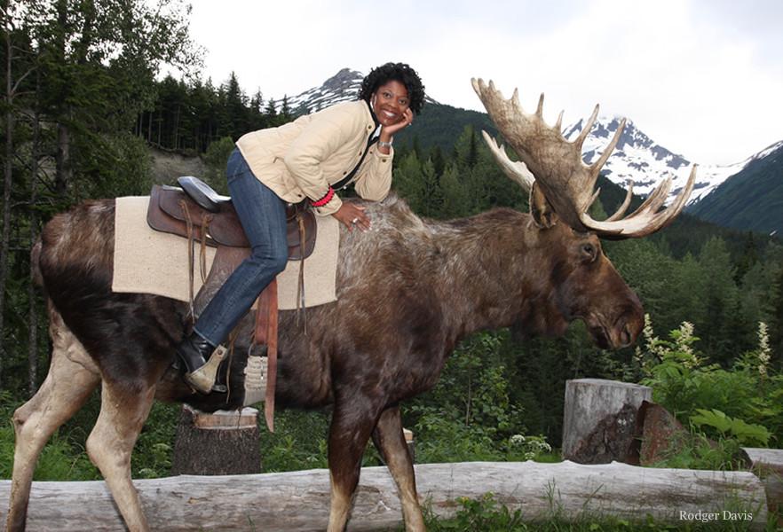 Ride a Moose Photos
