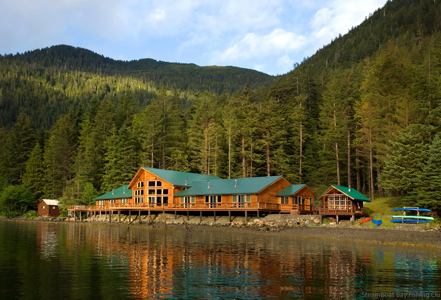 Beautiful Alaskan Lodges
