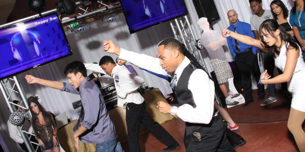E-dancing