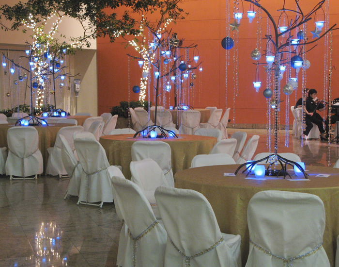 Reception Coordination and Décor
