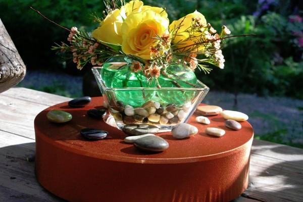 Short Décor Bubble Vase